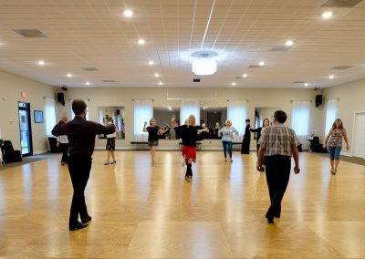 Ballroom dance Group class